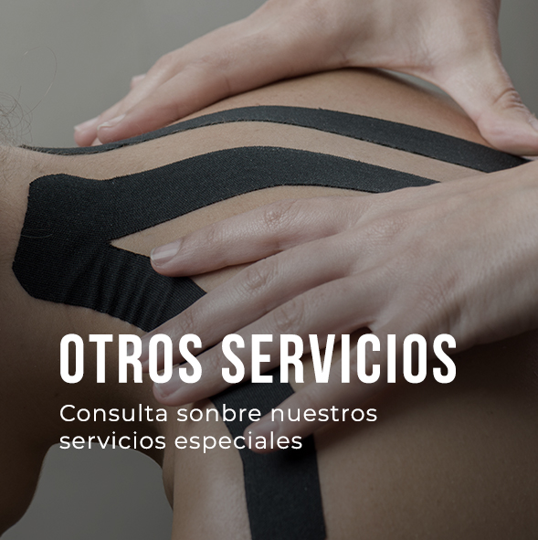 Otros servicios Gimnasio Atlas