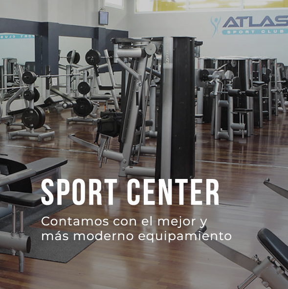 Sport Center Gimnasio Atlas